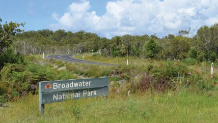 Broad Water National Park