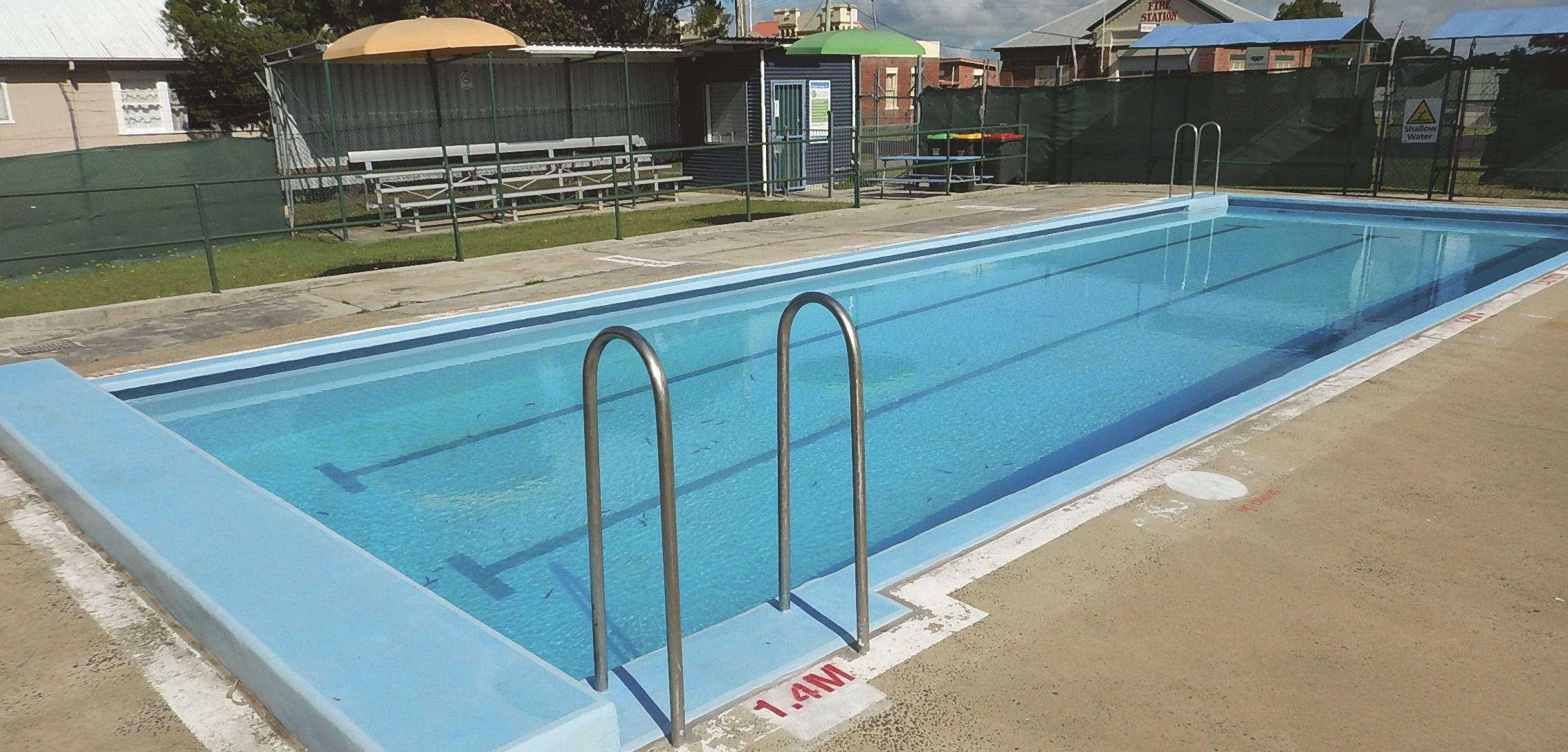 Coraki Public Pool