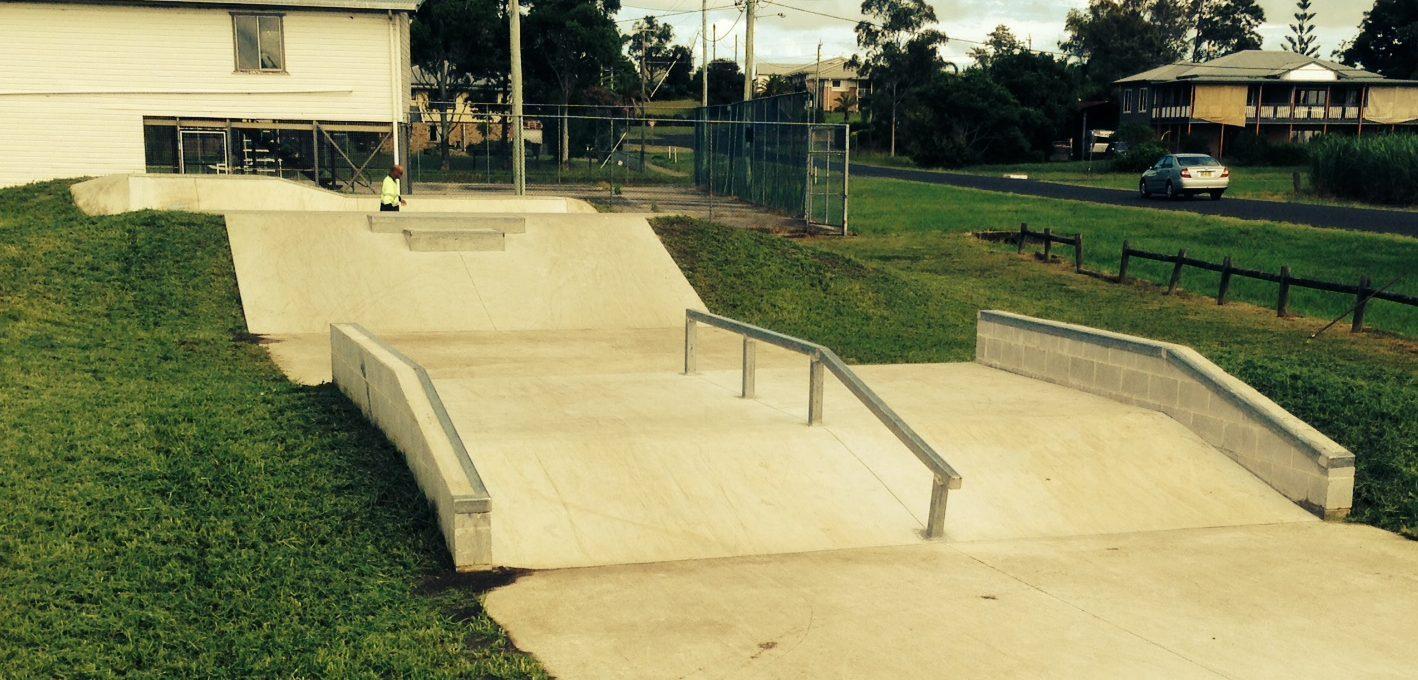 Woodburn Skate Park