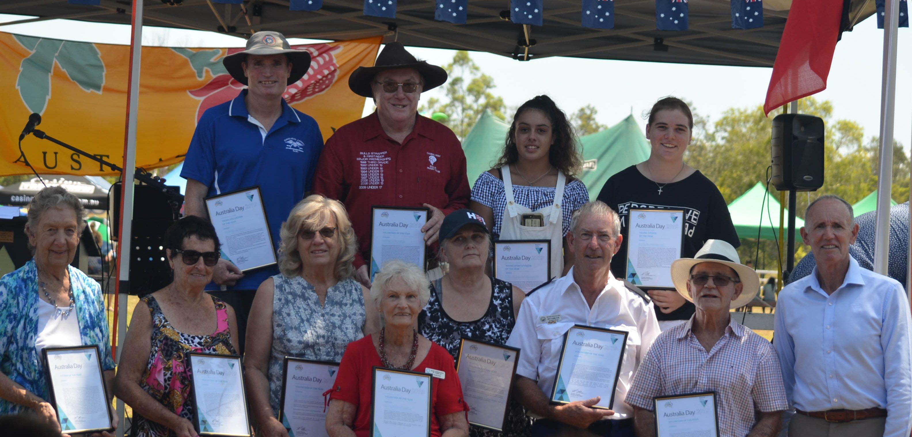 Richmond Valley Australia Day Celebrations